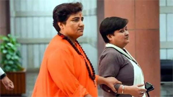 on pragya  s statement  the bjp said it would be an insult to the country