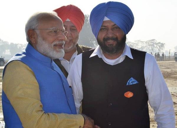 sultanpur lodhi  mla cheema  prime minister modi