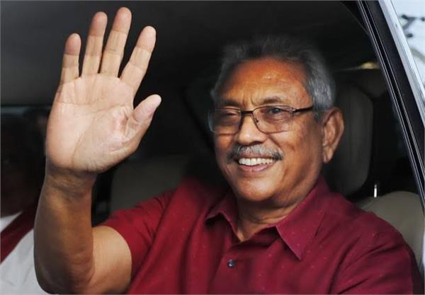 sri lanka  s new president freed from all allegations of corruption