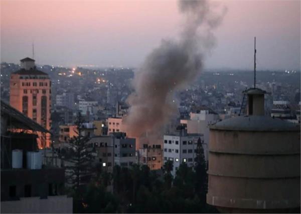 commander of islamic jihad group killed in israeli attack