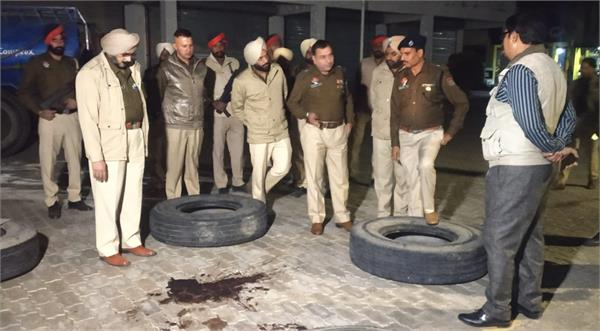 manpreet singh manna murder 5 member sit