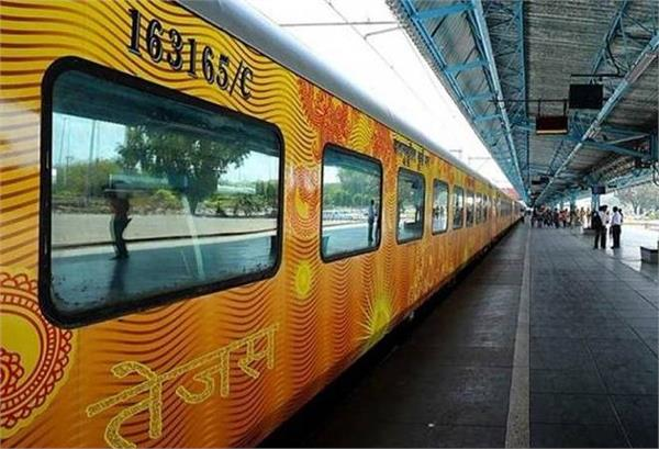 tejas train to run from ahmedabad to mumbai after delhi lucknow