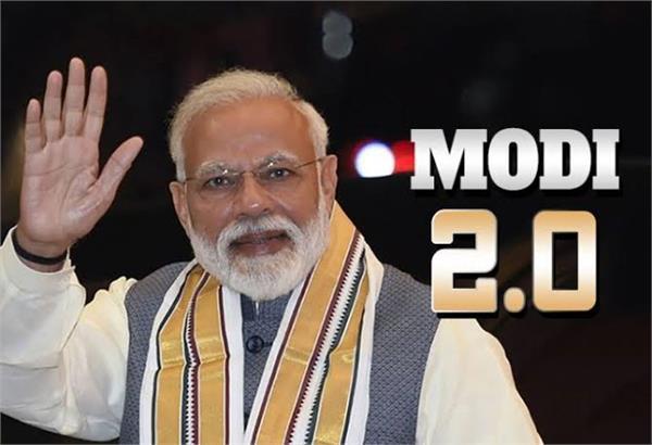 6 months of   modi 2 0