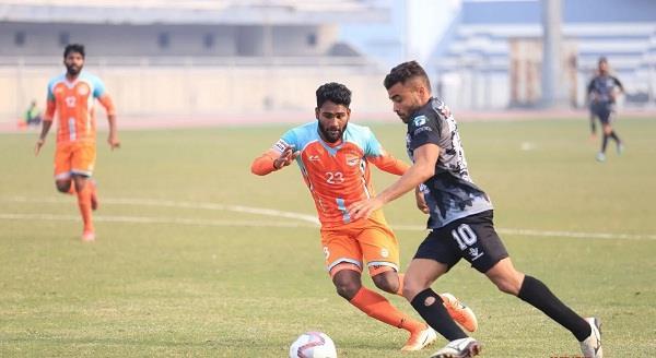 punjab beat chennai city in i league
