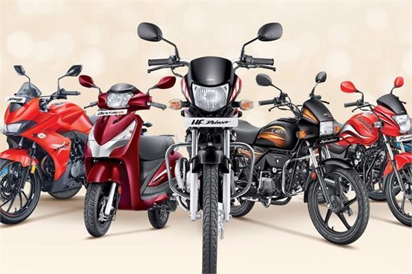 hero motocorp hike prices