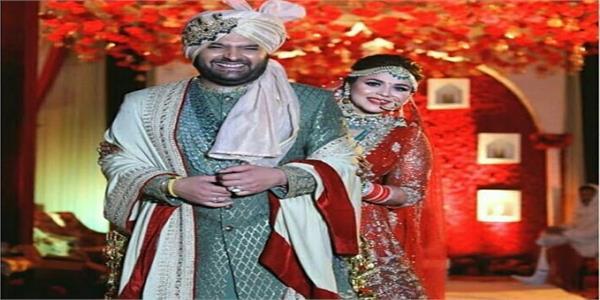 kapil sharma wife ginni celebrate first anniversary with their li l angel