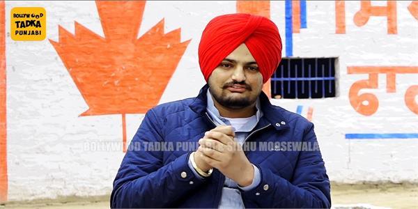 punjabi singer sidhu moose wala interview