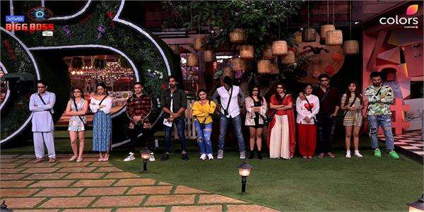 bigg boss 13  seven individuals nominated