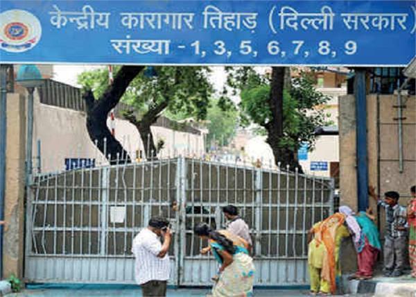 nirbhaya gangrape accused vinay sharma tihar jail shift