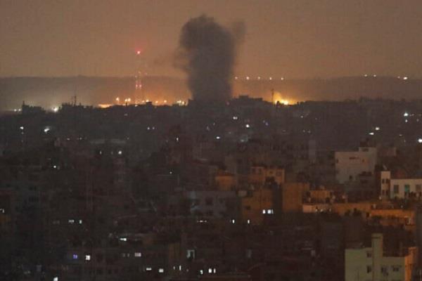 israel gaza rocket attacks