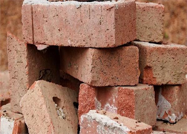 bricks rate zigzag technique