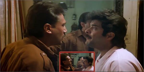 anil kapoor when jackie shroff slapped anil kapoor 17 times parinda film