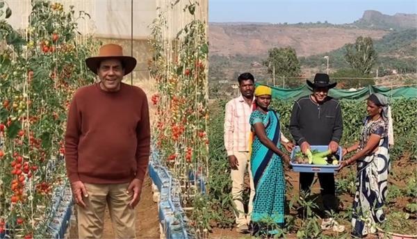 dharmendra video viral