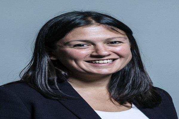 uk nandy running to lead labour