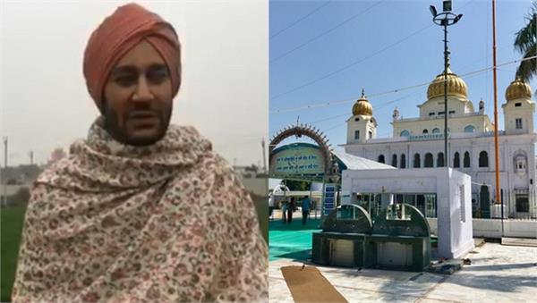 harbhajan maan reached in sri fatehgarh sahib video viral