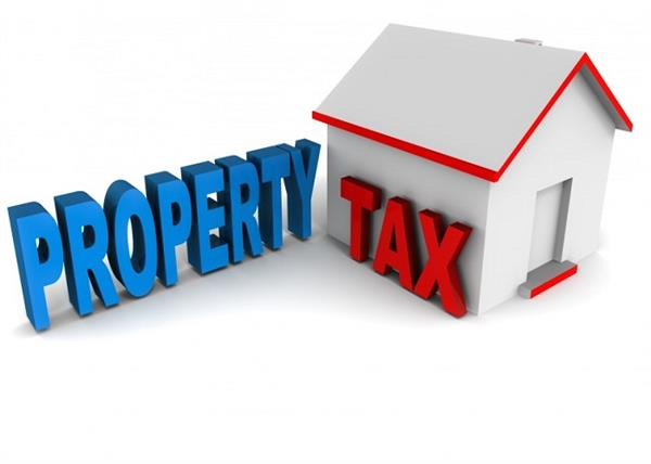 municipal corporation  property taxes