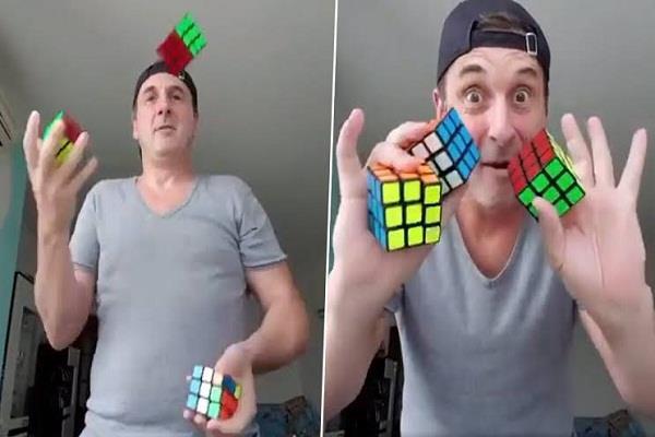 america  rubik cubes