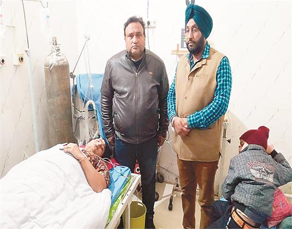 pati  daughter  assaulted  father