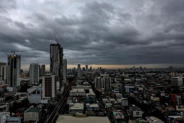 philippines  powerful storm