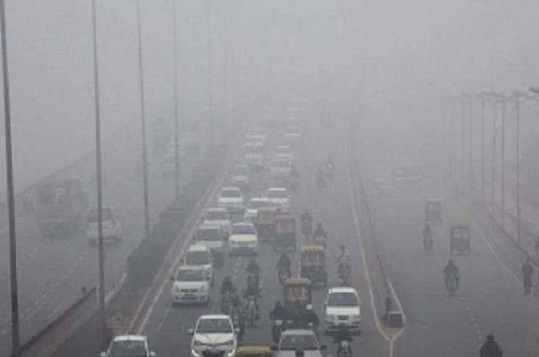 delhi ncr air again poisonous
