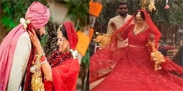mona singh ties the knot with investment banker boyfriend shyam rajgopalan