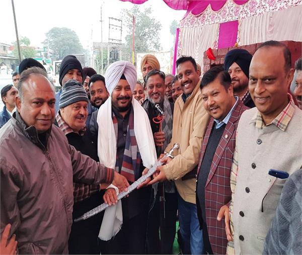 cabinet minister  sadhu singh dharmasot