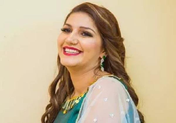 big relief sapna chaudhary in case of fir filed under sc st act