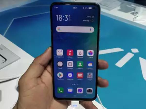 vivo v17 launched in india with quad rear cameras