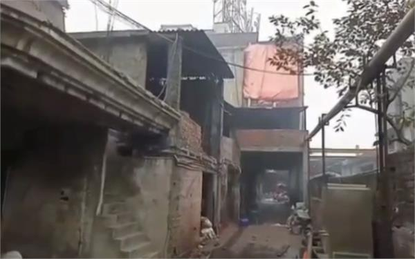 factory fire labor death