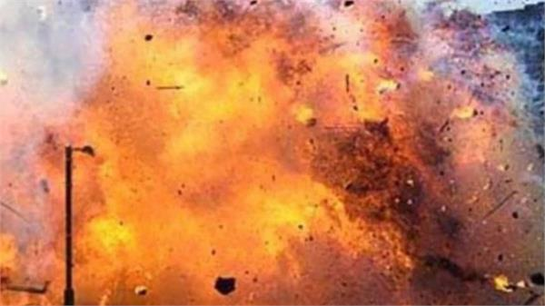 explosion in mexico  4 killed