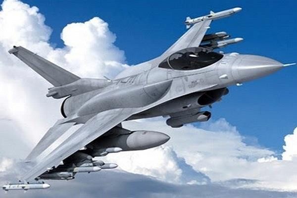 america  f 16 fighter plane