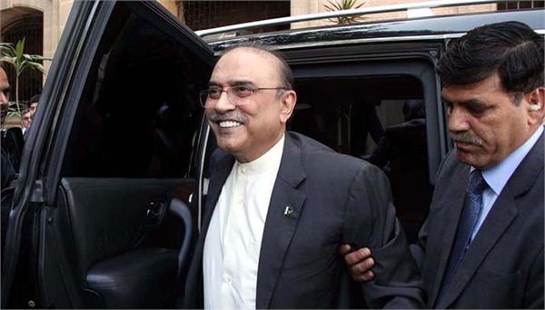 asif ali zardari gets bail on medical grounds