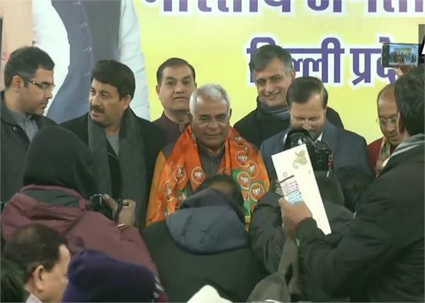 gugan singh  rejoins bharatiya janata party