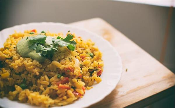 eating poha will reduce weight quickly