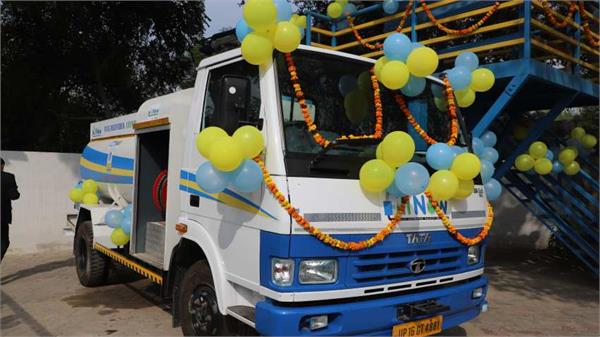diesel home delivery starts in noida