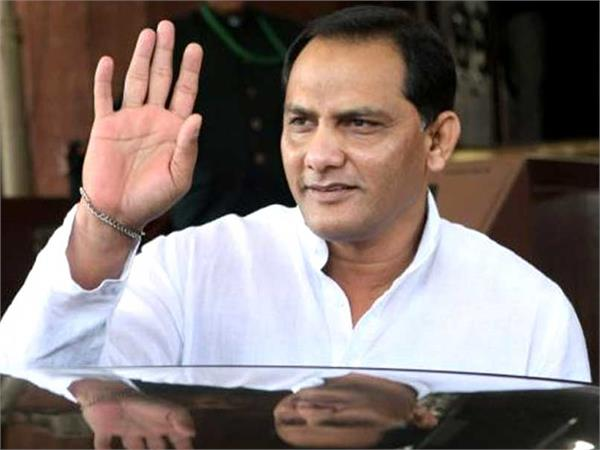 azharuddin stand to be inaugurated before ind vs wi hyderabad t20i