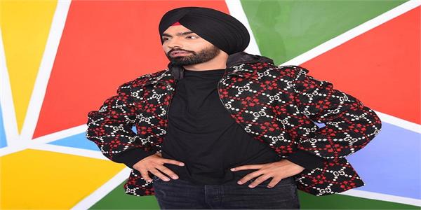 ammy virk shared his upcoming new single track haaye ve poster