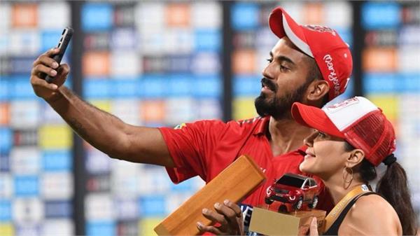 preity zinta congratulates to rahul becoming captain of punjab