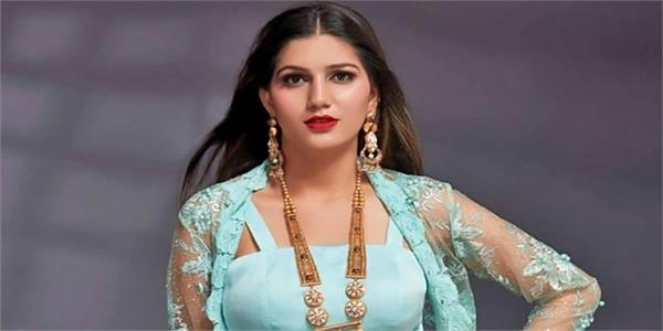 police suddenly arrived at famous dancer sapna chaudhary house