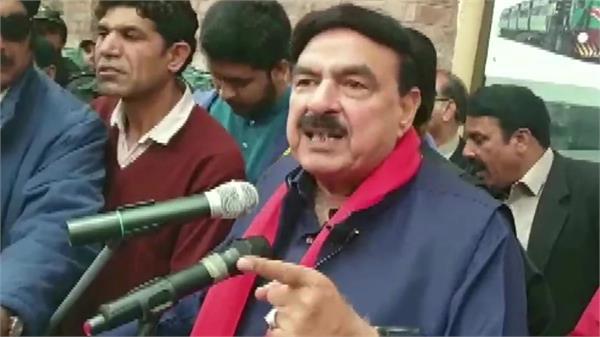 india pakistan war can happen sheikh rashid