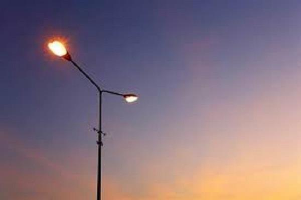 jalandhar  smart city  street lights