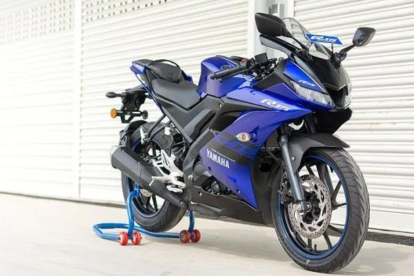 yamaha r15 bs6 launched in india