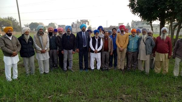 india government teams active   land health card