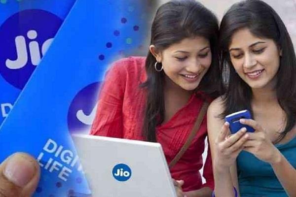 reliance jio best recharge plan