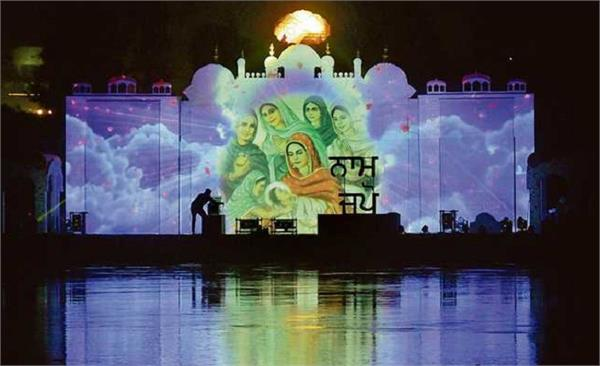 ferozepur  light and sound show