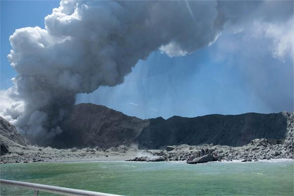 6 killed in volcanic eruption in new zealand  police