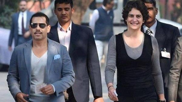 politics security throughout country is compromised robert vadra