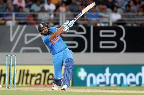rohit sharma one six away from joining chris gayle shahid afridi in elite list