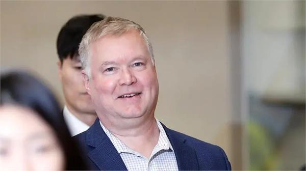 us envoy arrives in south korea amid pyongyang tensions