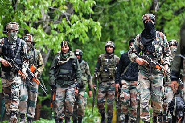 pak firing in uri sector soldier martyr